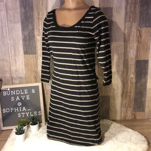 Banana republic T-shirt dress.